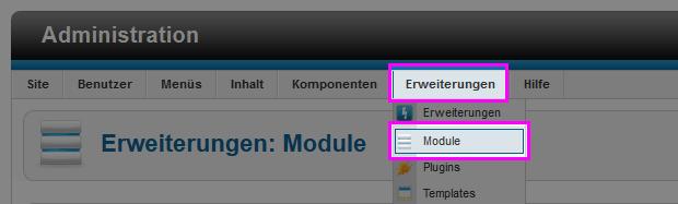 Anleitung Bewerbungsformular Und Stellenmarkt In Joomla Einbinden